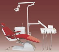 Semi Electrical Modular Delta Dental Chair