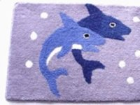 Designer Bath Rugs