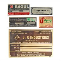 Brass Labels