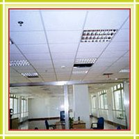 Aluminium Work And False Ceiling