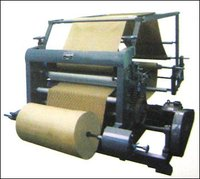 Single Facer Paper Corrugating Machine