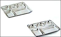 Stainless Steel 5 In 1 Trays