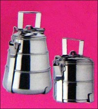 Stainless Steel Tiffin Boxes