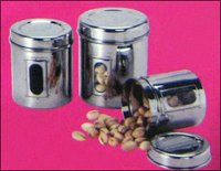 Stainless Steel Dried Fruits Containers