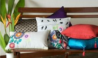 Fully Embroidered Cushion Covers