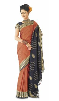 Ladies Crepe Silk Saree