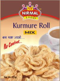 Kurmure Roll Mix