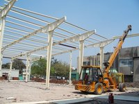 Pre Engineered Steel Building System