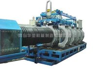 PE Corrugated Pipe Machine