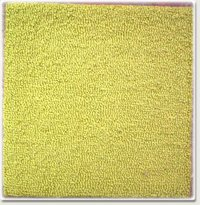 Yellow Color Tufted Carpet