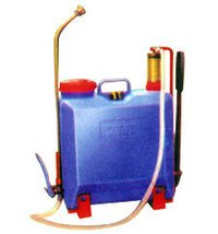 Plastic Knapsack Super Power Sprayer