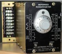 Motorized Potentiometer