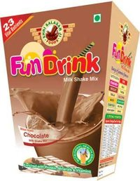 Chocolate Milkshake Powder