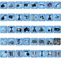 Stainless Steel Dairy Valves & Fittings