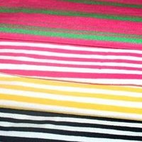 Knitted Stripe Fabric
