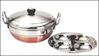 Stainless Steel Multi Kadai
