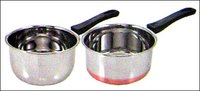 Stainless Steel Flat Sauce Pan