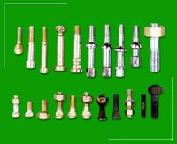 HUB BOLTS, AXLE BOLTS, AXLE STUDS