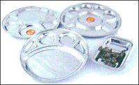 Stainless Steel Serving Thali