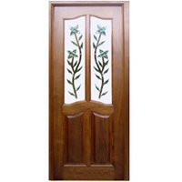 Designer Glass & Wood Panel Doors