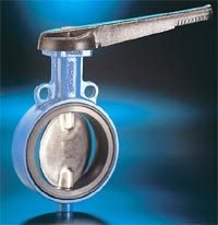 Center Disc Design Butterfly Valves