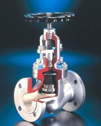 Cast Steel Bolted Bonnet Globe Valves