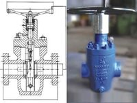 Steel Through Conduit Gate Valves