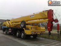 65 Tons Hydraulic Truck Mounted Crane
