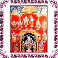 Tanjore Paintings- Dasavatharam