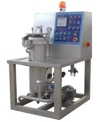 Bobbin Yarn Dyeing Machine For Lab Use