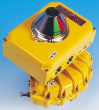 Rotary Vane Type Pneumatic Actuators