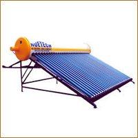 Solar Vacuum Tube Collector