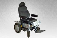 Pristine Flex Electric Wheelchair