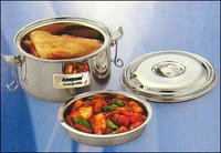 Stainless Steel Hot Food Pack