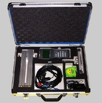 Portable Handhold Ultrasonic Flowmeter