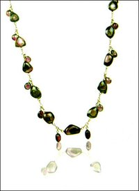 Designer Gemstone Necklace