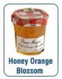 Honey Orange Blossom Jams