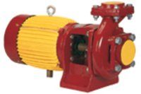 Centrifugal Monoblock Three Phase Pumps