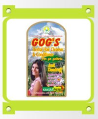 Gog's Anti Dandruff Herbal Shampoo