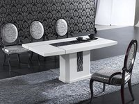 Hotel Marble Dining Table & Chair