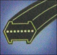 Hexagonal Section V-Belts