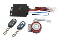 Electric Vehicle Anti-Theft Alarm Device
