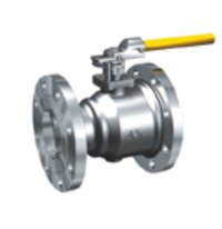 One Piece Flanged Ball Valves