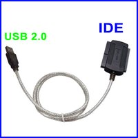 Usb To 2.5/3.5 Ide Cable
