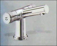 Central Hole Basin Mixer With Pop Waste System