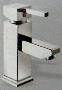 Quadra Single Lever Basin Mixer Without Pop Waste System