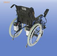 Lithium Battery Power Wheelchair (EW9607)