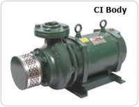 CI Body Horizontal Openwell Submersible Pumps