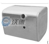 Square Aluminum Alloy Fuel Tank For Truck