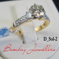 Designer Solitaire Diamond Rings